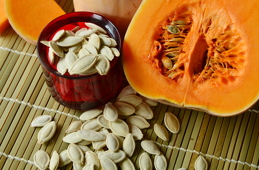 pumpkin reduces bloating